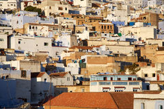 View of Chaouen Stock Image