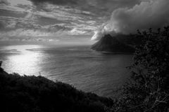 View from Chapman's Peak Stock Photography