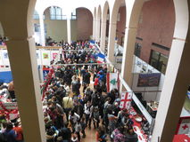 View of the charity fair. Ukraine Royalty Free Stock Images