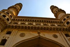View of the Charminar Royalty Free Stock Image