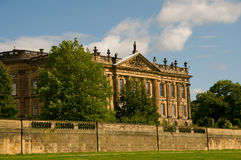 View of chatsworth Stock Photography