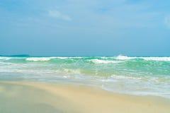 View of Chaweng beach, Koh Samui (Samui Island) Royalty Free Stock Photography