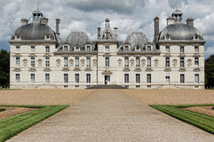 Cheverny castle Royalty Free Stock Photography