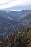 View from Cheyanne Mountain Colorado Stock Photos