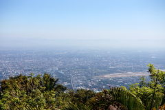 View of Chiang mai Royalty Free Stock Photos