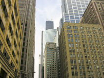 View of Chicago Stock Photography