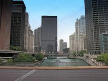 View of Chicago Stock Images