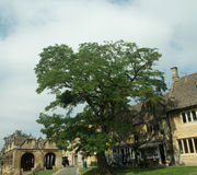 A view of chipping camden Royalty Free Stock Photos