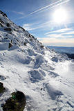View from Chopok - Low Tatras, Slovakia Stock Images