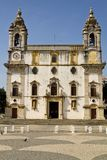 Church of Carmo. View of the church of Carmo located on Faro, Portugal Royalty Free Stock Images