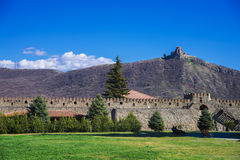 View of the Church in Geogria Royalty Free Stock Photo