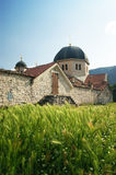 View of the Church of St. Nicholas. Back (Kotor, Montenegro Stock Photo