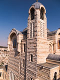 A view of Church of St. Peter in Gallicantu at Jerusalem Old cit Royalty Free Stock Photos