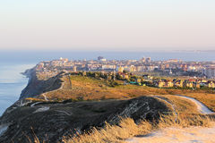 View of the city of Anapa. Russia Royalty Free Stock Photos