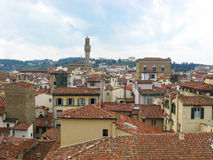 View of city Bologna Italy Royalty Free Stock Photography