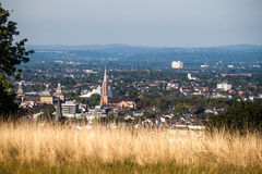 View on a city of Bonn Royalty Free Stock Image