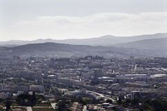 View of the city of Braga Stock Images