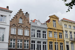 View of the city of Brugge Stock Photography