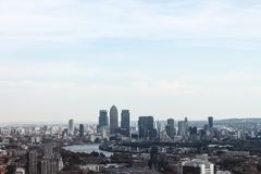 View of City Buildings Royalty Free Stock Images