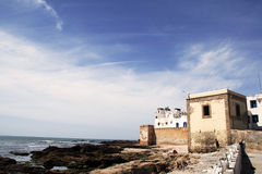 View on the city of Essaouira, Morocco Stock Images