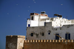 View on the city of Essaouira, Morocco Royalty Free Stock Image