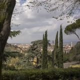 View of the city  Florence Royalty Free Stock Photography