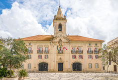 View at the City hall of Aveiro - Portugal Stock Photo