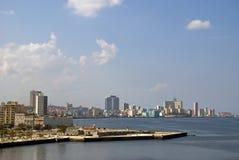 View of the city, Havana, Cuba Stock Image