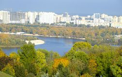 Kiev. Ukraine. Royalty Free Stock Images