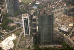 View of the city, Kuala Lumpur, Malaysia Stock Photography