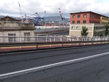 City of La Spezia Royalty Free Stock Photo