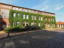 View of the city of Luebeck Stock Photography