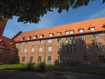 View of the city of Luebeck Royalty Free Stock Photography