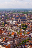 View of the city of Malines (Mechelen) Stock Images