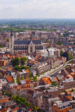 View of the city of Malines (Mechelen) Stock Photos