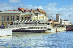 View of city Malmo, Sweden Royalty Free Stock Image