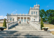 View of City Museum. Druskininkai Royalty Free Stock Photo