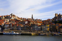 View of city of Oporto - Portugal Stock Photography