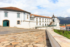 View of city Ouro Preto, Brazil Royalty Free Stock Images