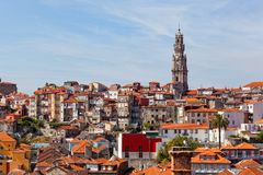 View of the city of Porto Stock Photo