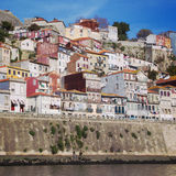 View on city Porto Stock Photo