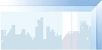 The view of City Skyline Stock Photos