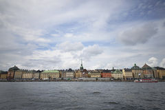 view of the city of stockholm, sweden Stock Photos