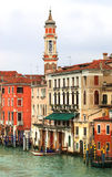 View of the city Venice Royalty Free Stock Photo