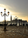 View of the city Venice Royalty Free Stock Photography
