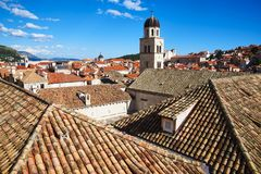 Franciscan Monastery, Dubrovnik Stock Photos