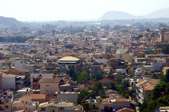 View of the city, Zakynthos Island Stock Photos