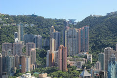 View of the cityscape at IFC Royalty Free Stock Images