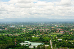 View of cityscape in Thailand Stock Photos