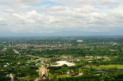 View of cityscape in Thailand Stock Image